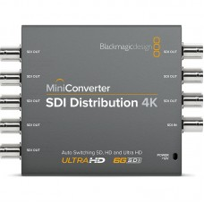Blackmagic Design SDI 8 way Distribution 4K Mini Converter