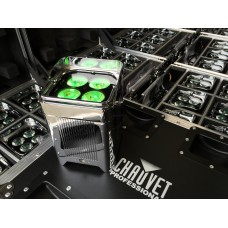 Chauvet Well Fit 6way Cased Units