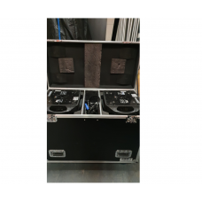Elation Platinum Spot 15R Pro c/w Twin Case