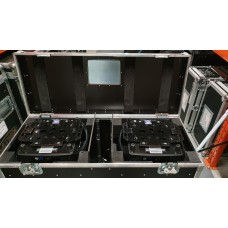 Elation Platinum Spot 5R c/w Twin Case