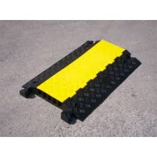 Rhino 4way Heavy Duty Cable Ramp 1M