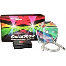 Pangolin Quickshow Laser Control Software
