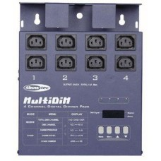 Showtec MultiDim MK2 - 4 Channel DMX Dimmer Pack
